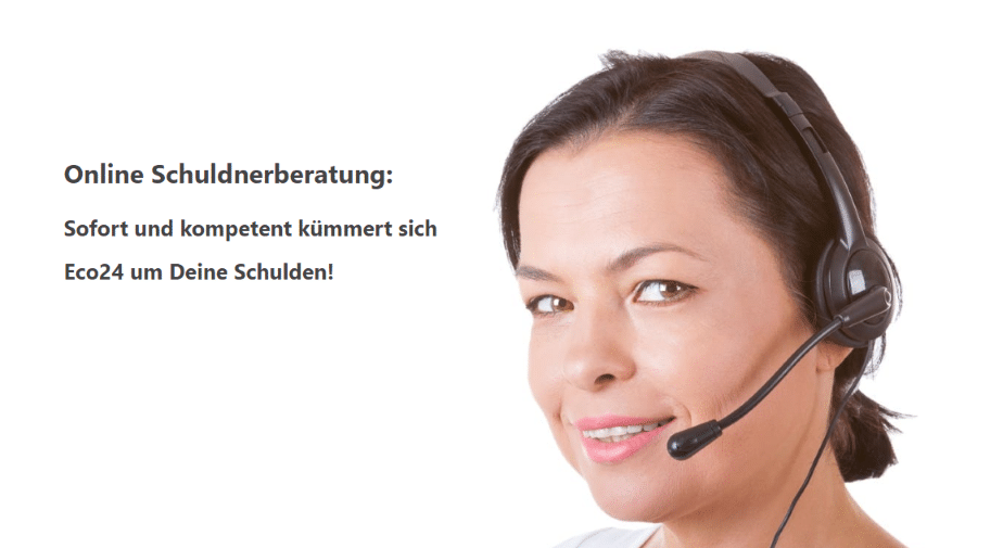 online Schuldnerberatung Mitarbeiterin 2